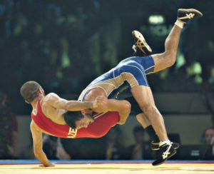 1Campionatele Mondiale de lupte de la Budapesta