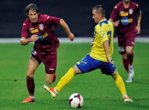 Corona - CFR Cluj 2-2! Clujenii continua sa scartaie! VIDEO
