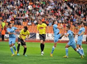 Sperantele ardelenilor raman in picioare! FC Brasov - Ceahlaul 1-0! VIDEO