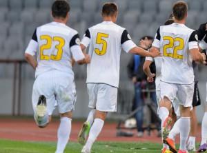 U Cluj castiga primul derby cu CFR Cluj, scor 2-1! VIDEO