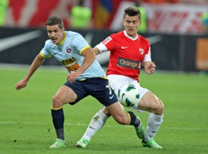 Dinamo - Steaua in returul Cupei Romaniei, dupa 5-2 in tur pentru ros-albastrii!