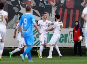 Giurgiuvenii la sase puncte de Steaua! Astra - Concordia 1-0! VIDEO