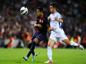 Saptamana Patimilor pentru catalani! Granada - Barcelona 1-0! VIDEO