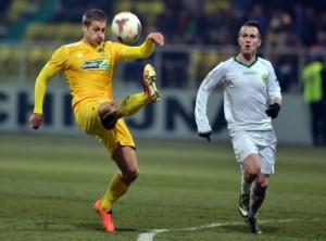 Succes cu scandal! FC Vaslui - FC Brasov 1-0! VIDEO