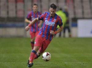 Reghe, victorios la meciul 100 in Liga I! Steaua - Corona 3-0! VIDEO