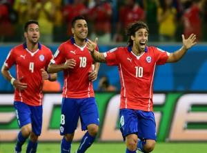 TREI PUNCTE DE INCALZIRE! CHILE – AUSTRALIA 3-1!1