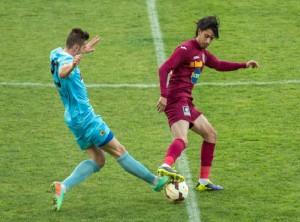 Clujenii au zdrobit tot ce au prins! CFR - Ceahlaul 4-0!