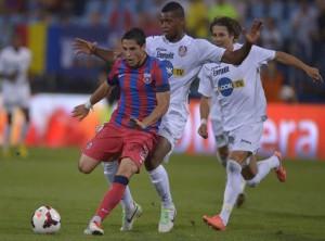 Maximum de puncte! Steaua - CFR Cluj 1-0!