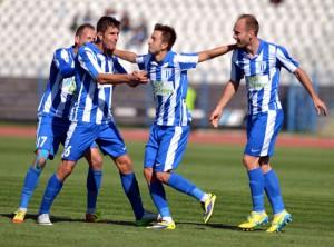 Spectacol scurt! CS U Craiova - FC Viitorul 2-2!